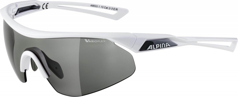 alpina-nylos-shield-vl-sportbrille-farbe-110-white-scheibe-varioflex-black-s2-3-, 44.90 EUR @ sportolino-de