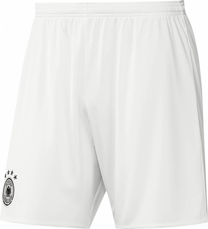 adidas DFB Away Short Auswärtsshort (Größe: S, off white/black)