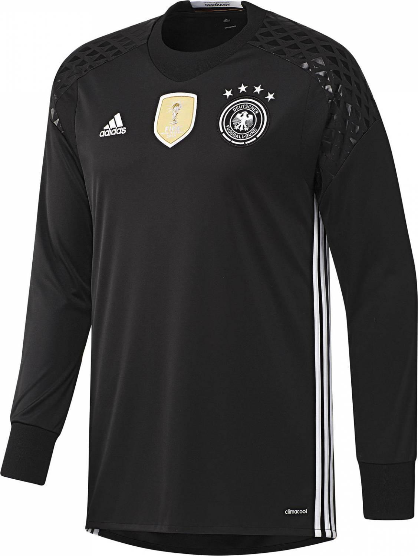 Forst (Lausitz) Angebote adidas DFB Home Goalkeeper Jersey (Größe: M, black/white)