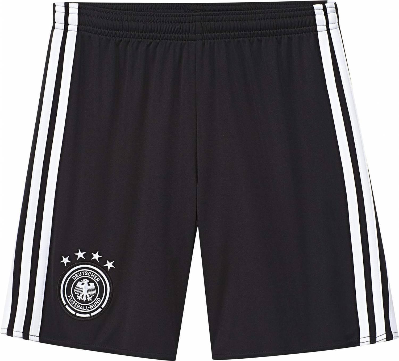adidas DFB Home Short Kinder (Größe: 176, black/white)