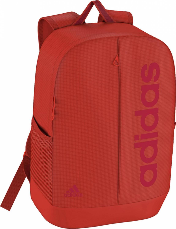 adidas Linear Performance Laptoprucksack (Farbe: bold orange/scarlet/scarlet) Sale Angebote Grunewald
