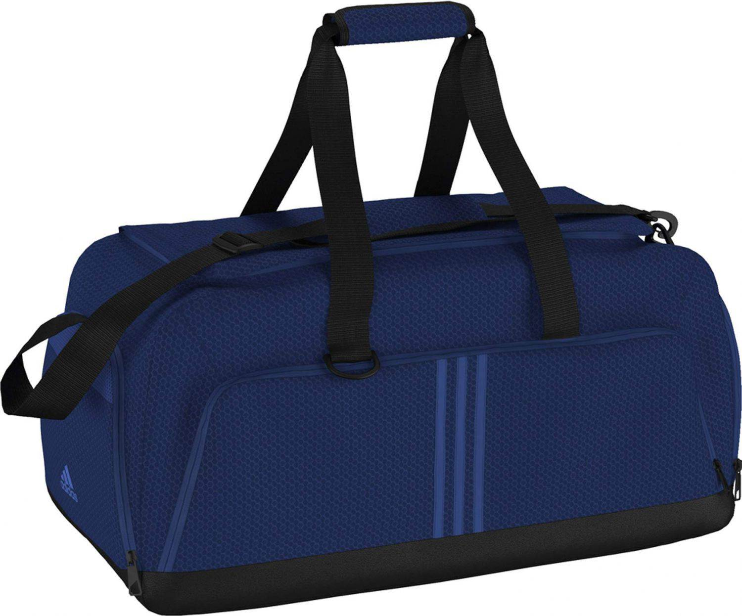 adidas Performance 3S Teambag M Sporttasche (Farbe: collegiate royal/blue/blue) Sale Angebote Welzow