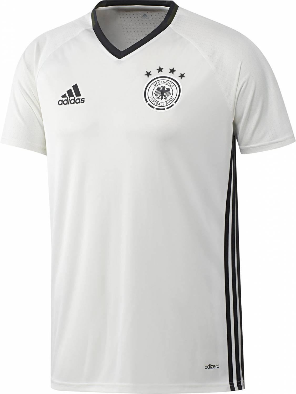 adidas DFB Fußball Trainingstrikot (Größe: L, off white)
