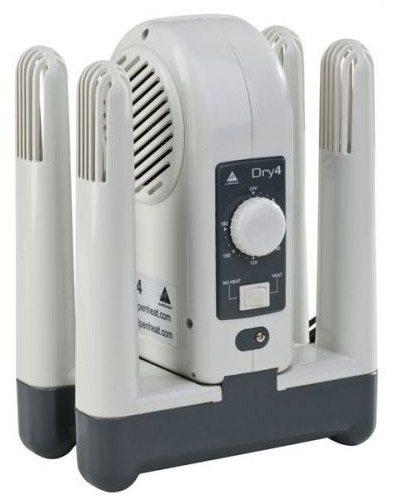 Alpenheat Dry 4 Schuh- und Handschuhtrockner (Farbe: white/grey, Modell 230V) jetztbilligerkaufen