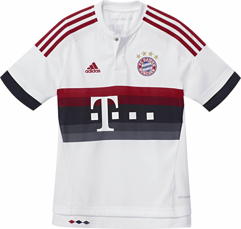 adidas FC Bayern Auswärtstrikot Kinder (Größe: ...