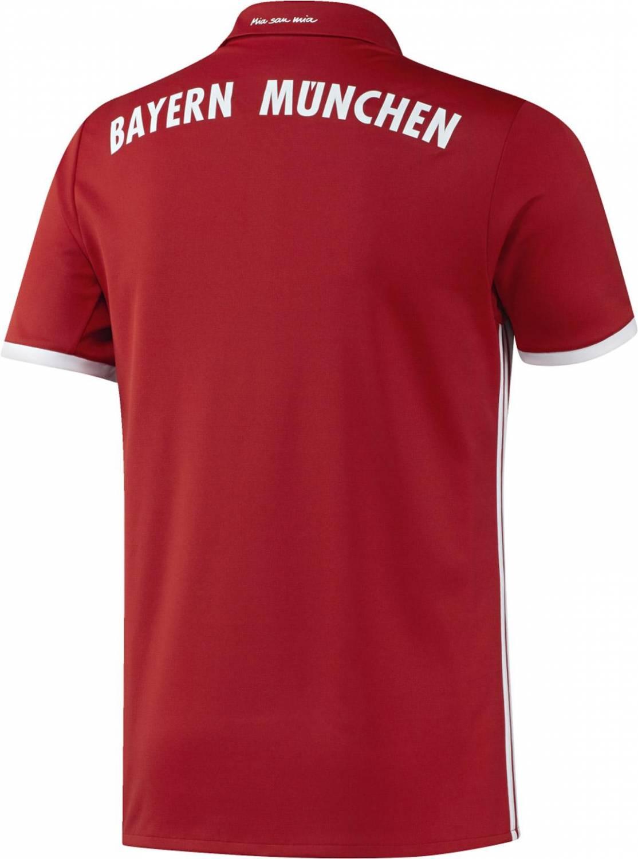 adidas FC Bayern Home Jersey Trikot (Größe: XL,...