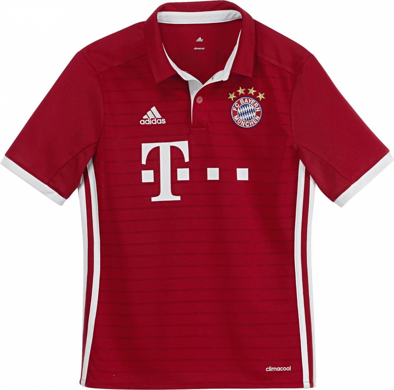 adidas FC Bayern Home Jersey Kinder (Größe: 152...