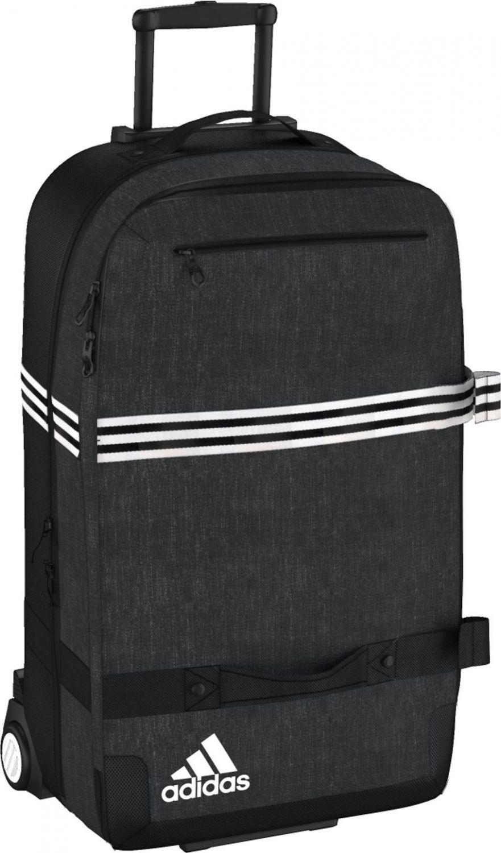 Kathlow Angebote adidas Team Trolley XL mit Rollen (Farbe: black/black/white)