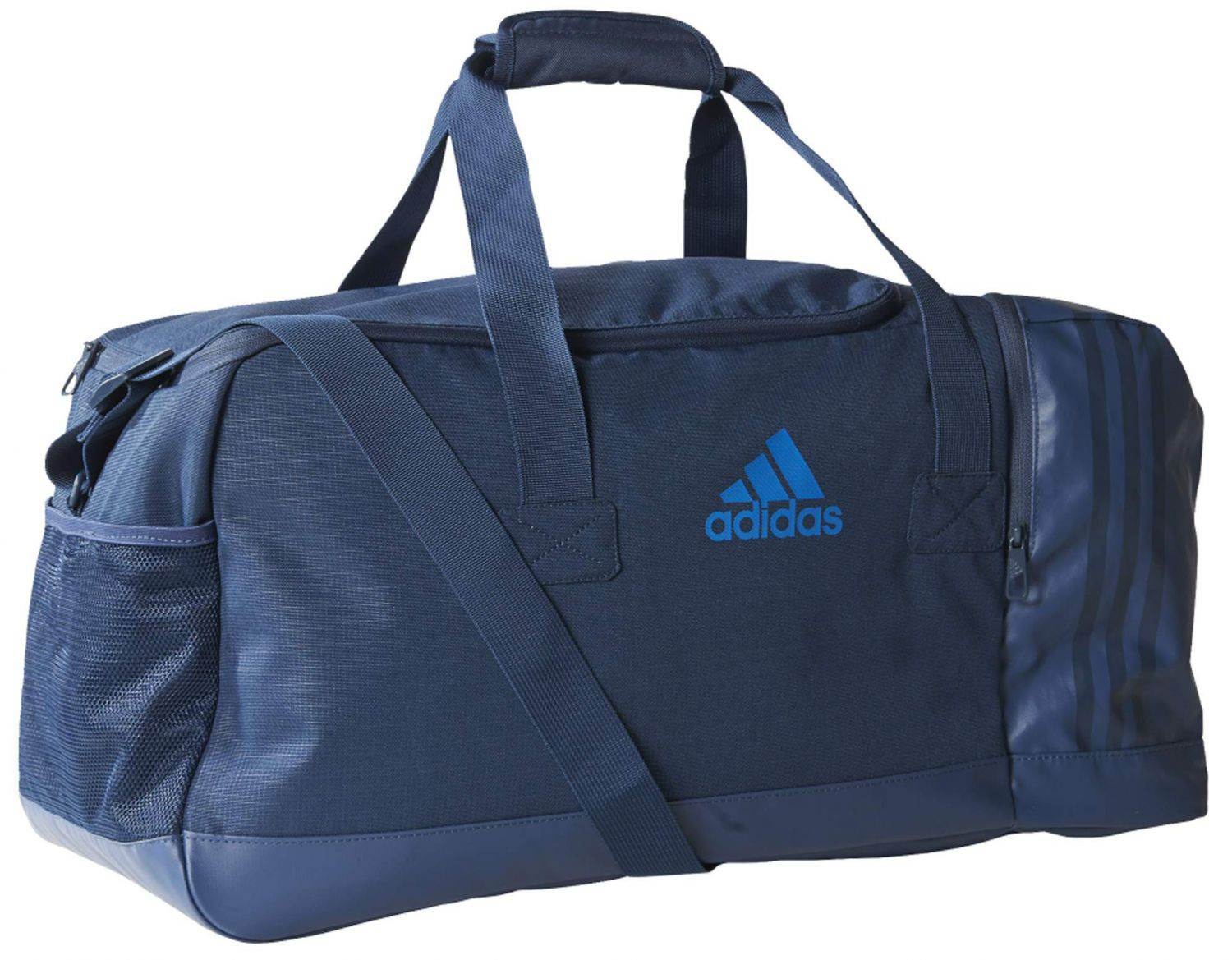 Komptendorf Angebote adidas 3S Performance Teambag M Tasche (Farbe: mineral blue s16/mineral s16/shock s16)