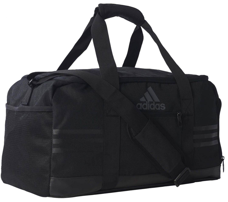 adidas 3S Performance Teambag S Tasche (Farbe: black/black/vista grey s15)