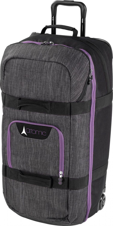 Atomic Women Travelbag Wheelie Reisetasche (Farbe: anthrazit/violett)