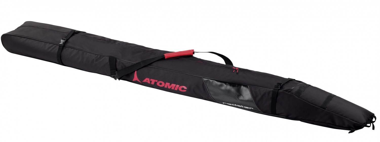 Atomic Nordic Skisack 3 Paar gepolstert (Farbe: black, 185 cm)