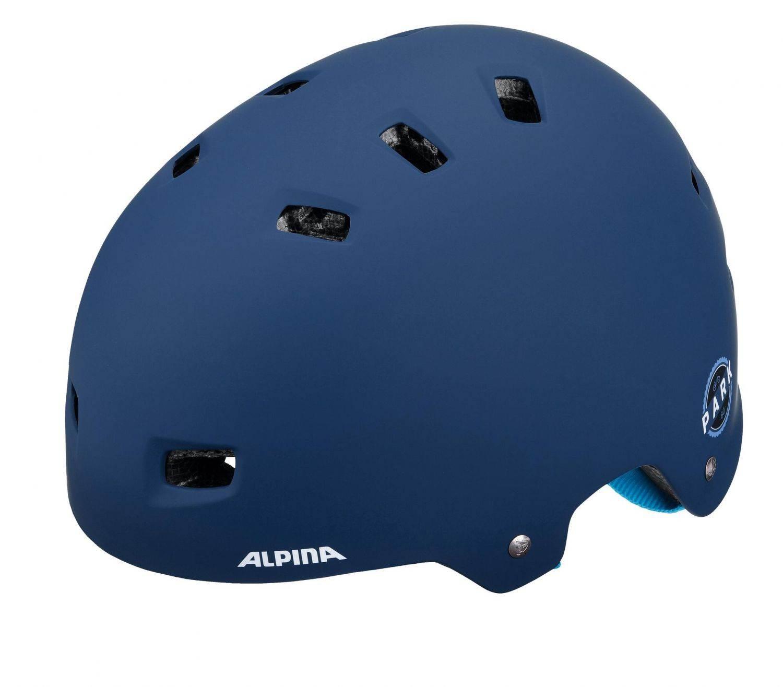 Alpina Alpina Park Junior Radhelm (Größe 51 55 cm, 80 blue)