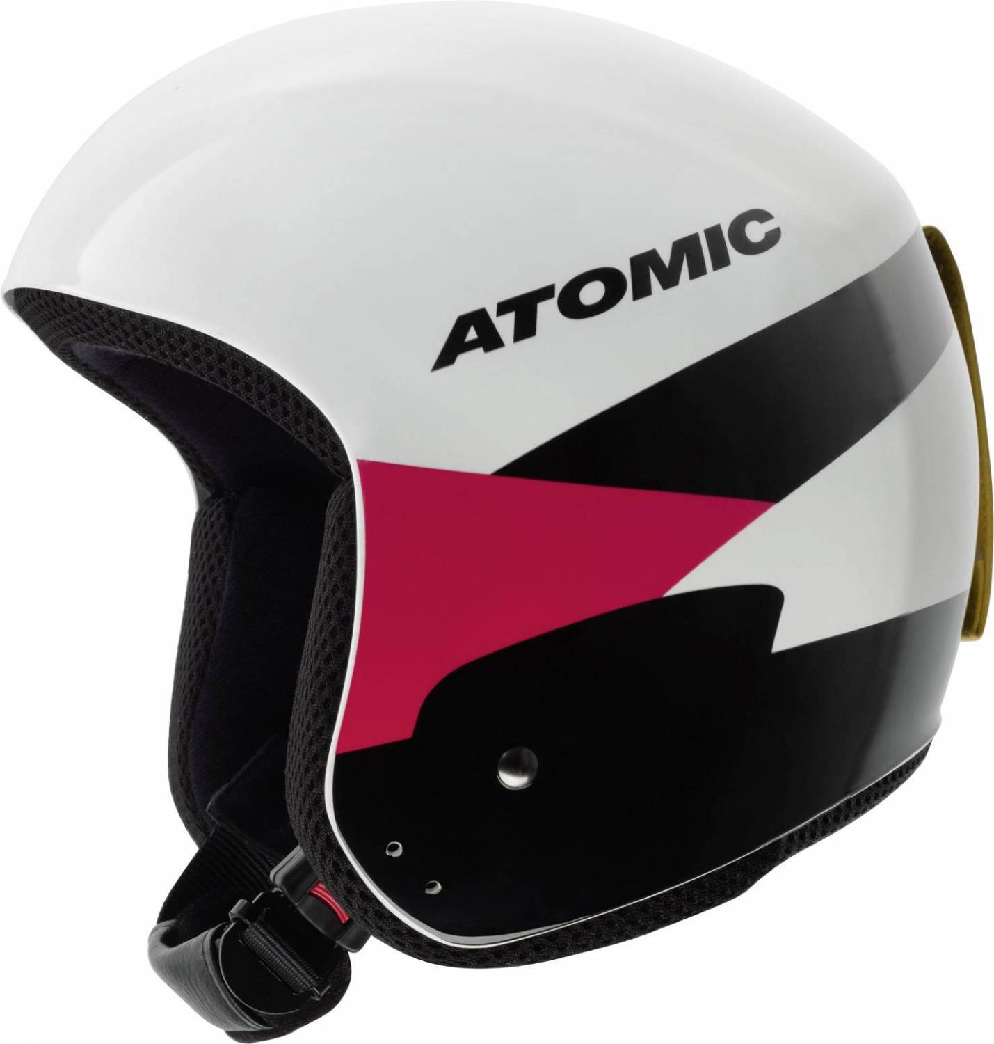 Atomic Redster Replika Skihelm (Kopfumfang: 52-53 cm, white)