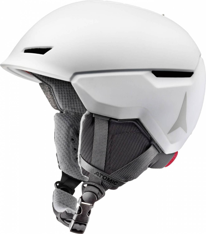Atomic Revent+ Allmountain Skihelm (Größe: 55-59 cm, white)