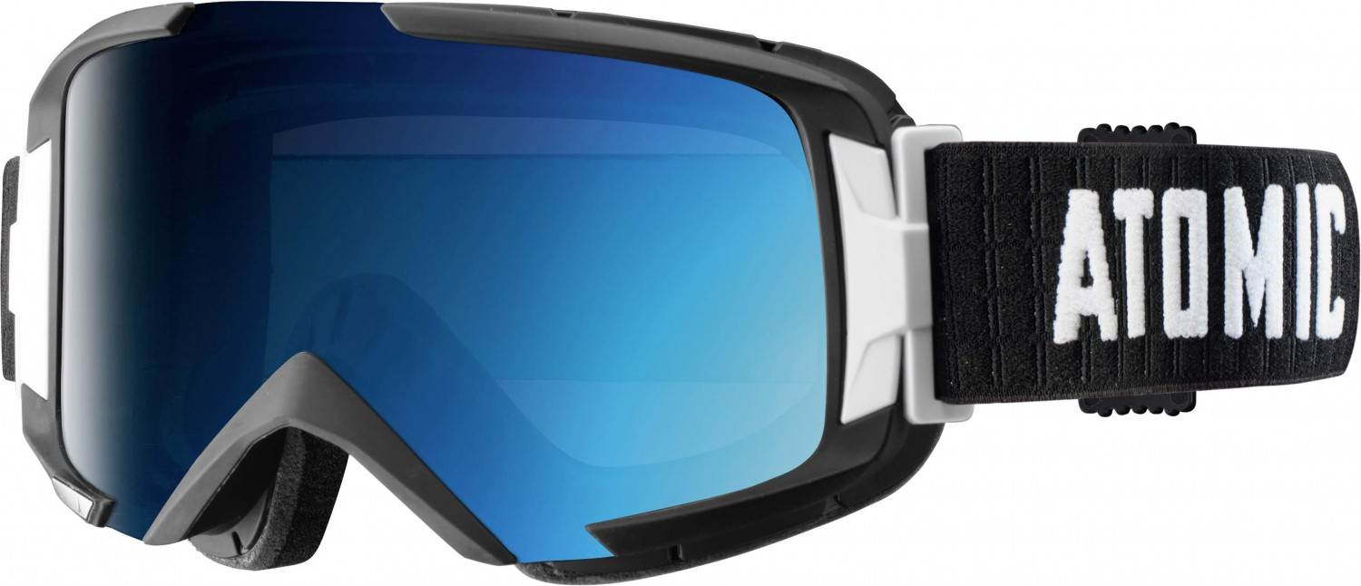 Atomic Savor Multilayer Skibrille (Farbe: black/mid blue)