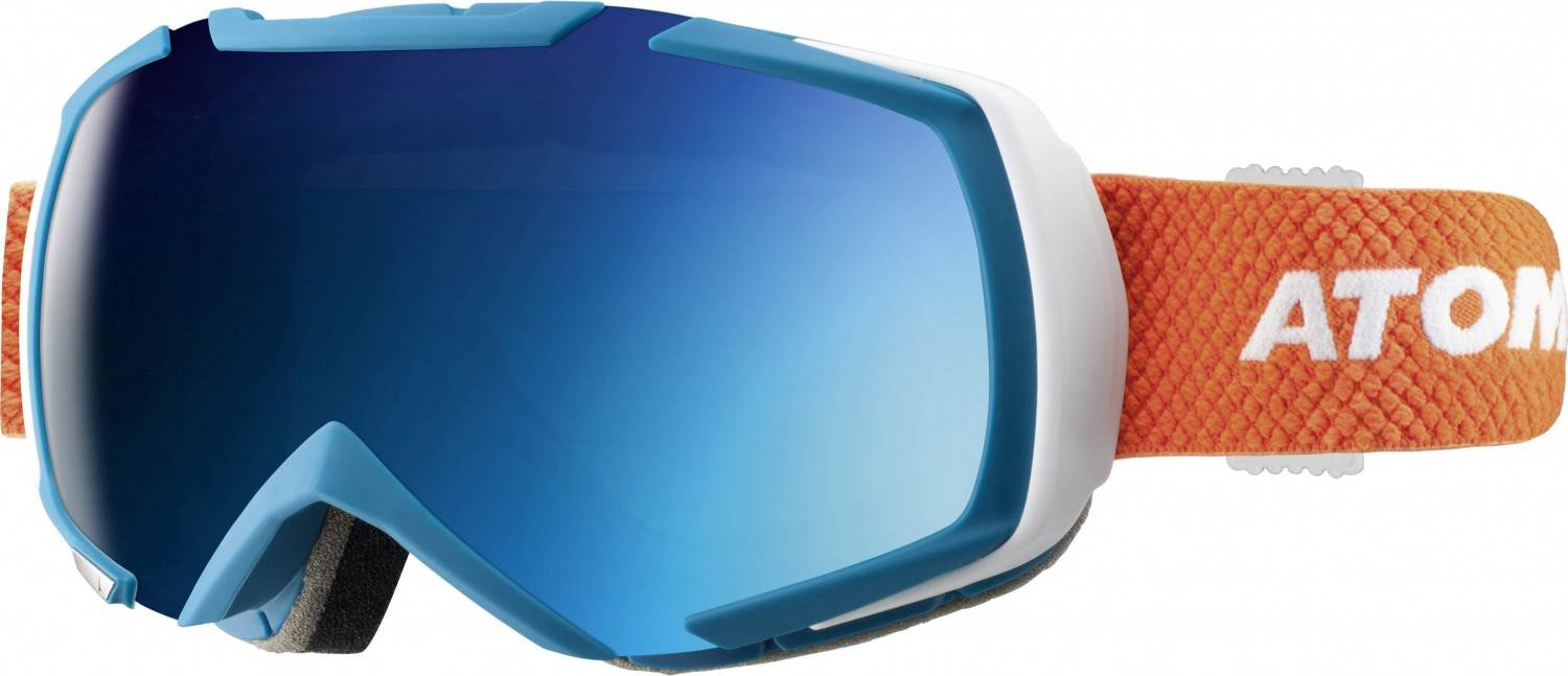 Atomic Revel Racing Skibrille (Farbe: blue/blue)