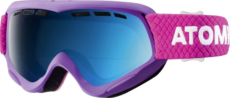 Atomic Savor Junior Multilayer Skibrille (Farbe: purple/mid blue)