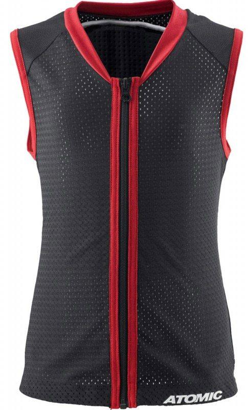 Atomic Live Shield Vest Junior Protektorweste (Größe: JS, Körpergröße 117 bis 128 cm, black) jetztbilligerkaufen