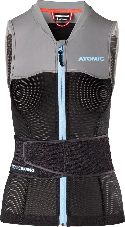 Atomic Live Shield Vest W Protektorweste (Größe: M, Körpergröße 166 bis 170 cm, black/grey Preisvergleich