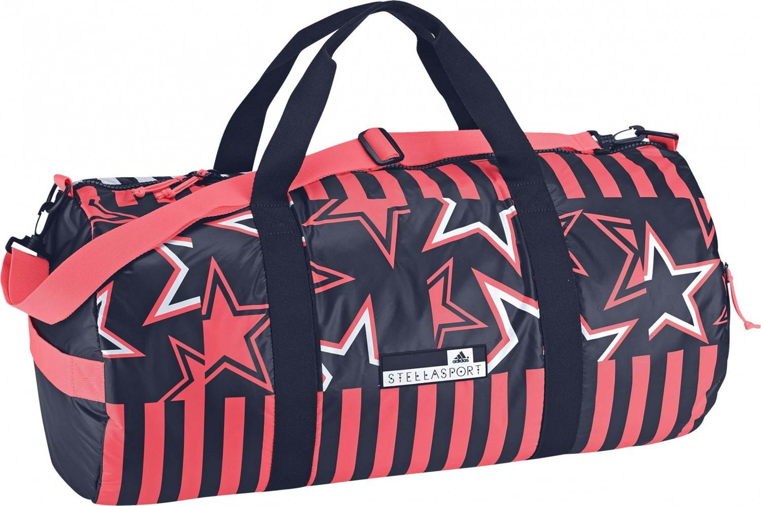 Hosena Angebote adidas Stella Sport Teambag Printed Sporttasche (Farbe: night indigo/flash red s15)