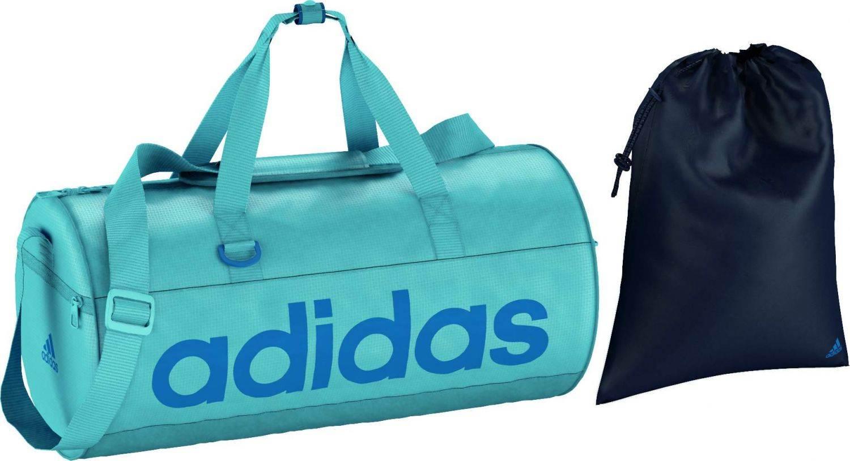 adidas Linear Performance TB S Damentasche (Farbe: vapblue/vapblu/uniblu)