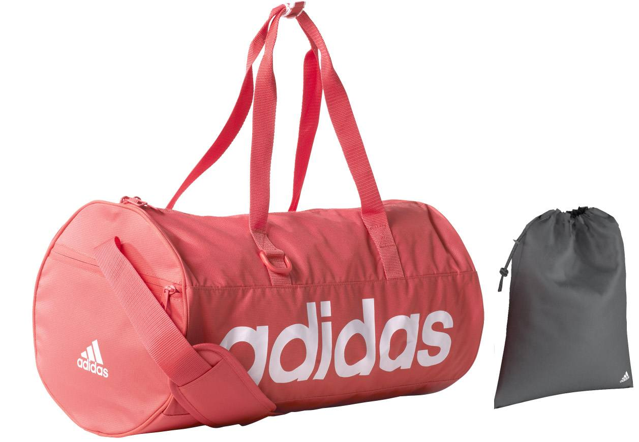 adidas Linear Performance TB S Damentasche (Farbe: joy s13/joy s13/white)