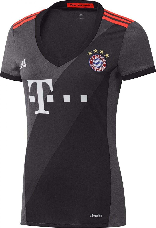 adidas FC Bayern Auswärts Damentrikot (Größe: M...