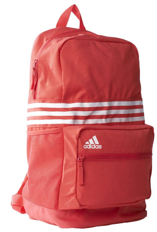 adidas Sports Backpack 3-Streifen Rucksack (Farbe: joy s13/white/white)