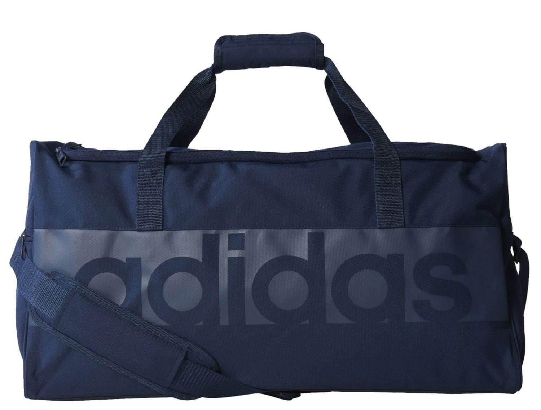 adidas Linear Performance Teambag Medium (Farbe: collegiate navy/collegiate navy/trace blue f17)