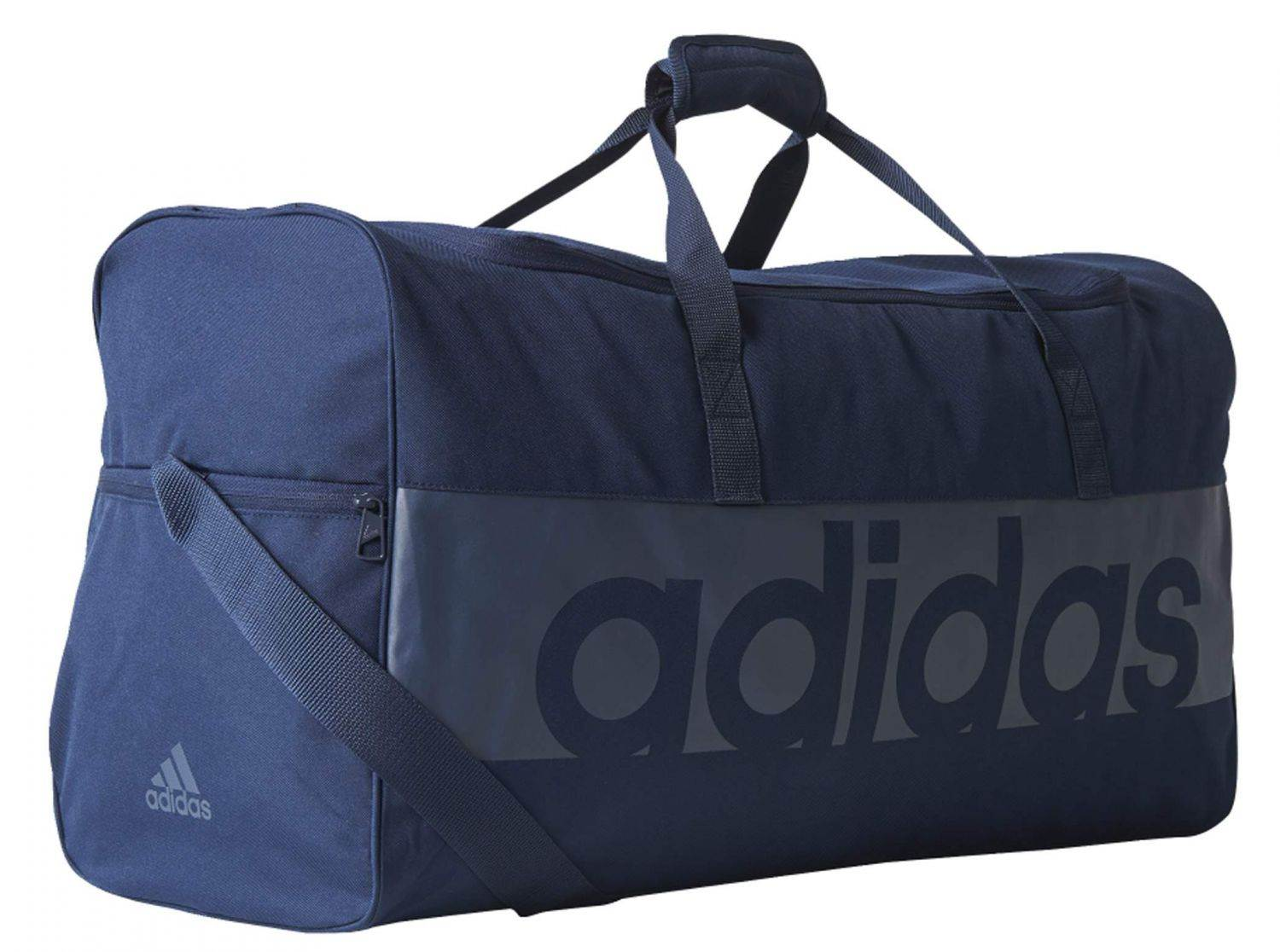 best service 79d14 baf5a ... Bags  new concept 77b58 f53a2 adidas Sporttasche Linear Performance TB  L (Farbe collegiate navycollegiate navytrace ...