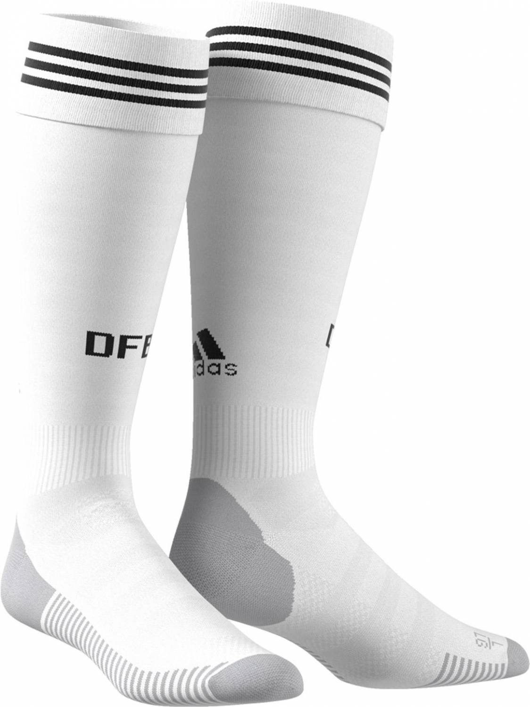 adidas DFB Heimsocken (Größe: 43-45, white/black)
