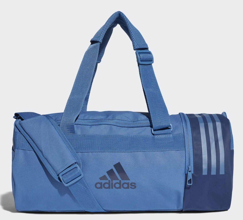 adidas Convertible Duffelbag S Tasche (Farbe: trace royal s18/noble indigo s18) Preisvergleich