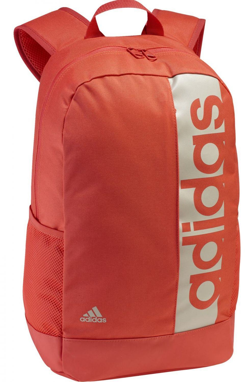adidas Linear Performance BP Rucksack (Farbe: real coral s18/chalk pearl s18/chalk pearl s18)