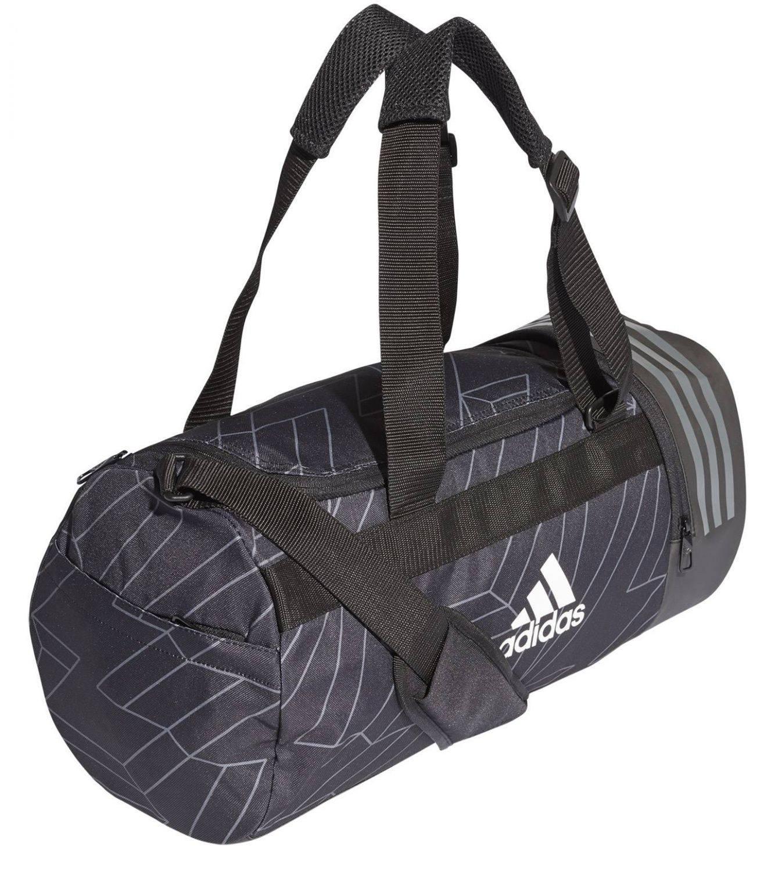 adidas TR Core Duffelbag S Tasche (Farbe: black/grey four F17/white) Preisvergleich