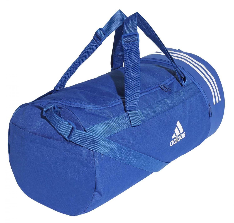adidas Convertible Duffelbag L Tasche (Farbe: collegiate royal/white/white) Preisvergleich