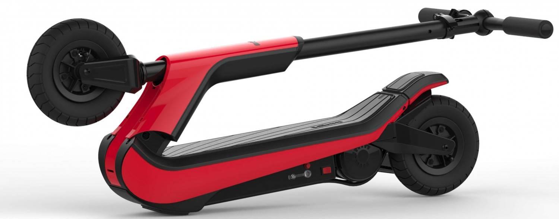 JDBUG Elektroscooter Fun ES (Farbe: 003 rot) jetztbilligerkaufen