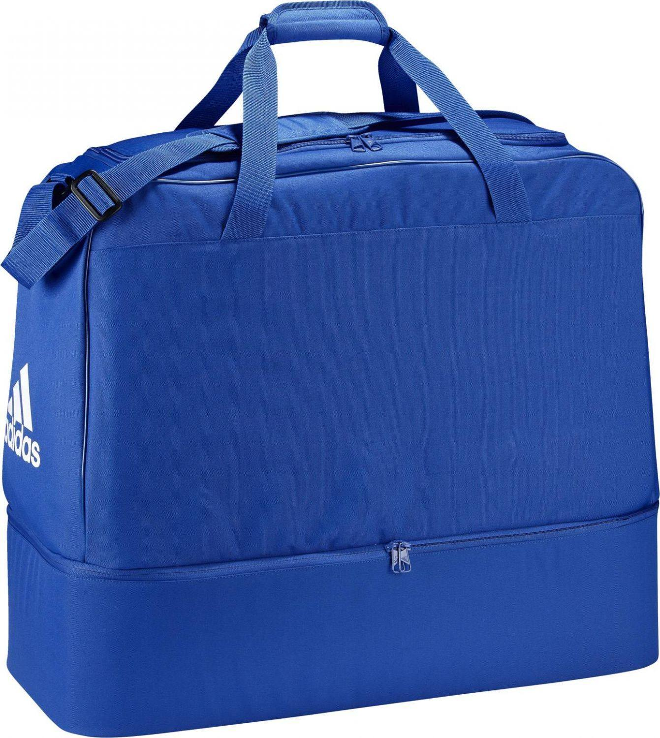 adidas Teambag With Bottom Compartment (Farbe: bold blue/white)