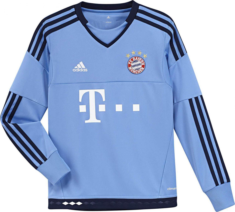 adidas FC Bayern Kinder Goalkeeper Torwarttriko...