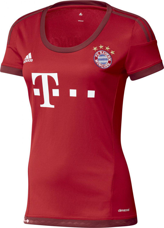 adidas FC Bayern Heimtrikot Women (Größe: S (Gr...