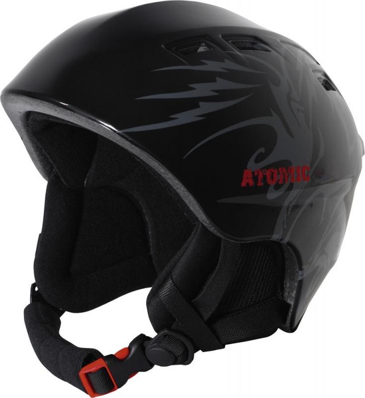 Atomic Skihelm Punx (Größe: S = 54-55 cm, black) Sale Angebote Hornow-Wadelsdorf