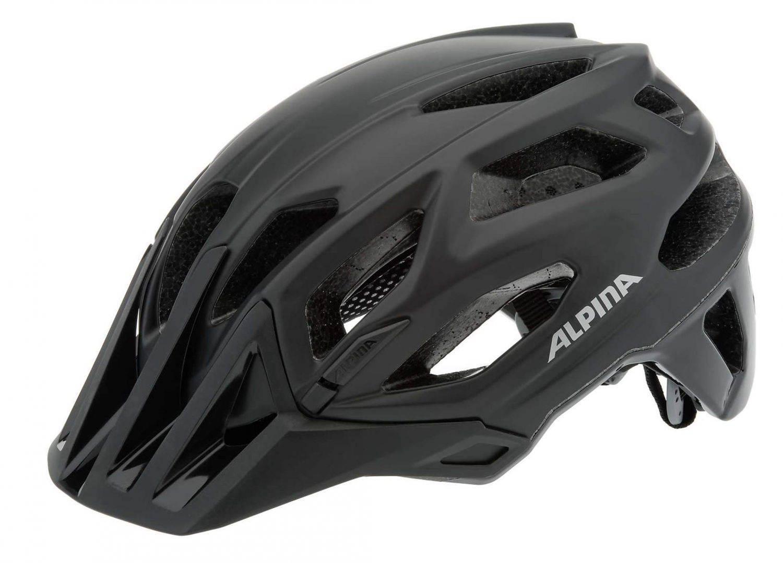 Schipkau Annahütte Angebote Alpina Garbanzo Fahrradhelm (Größe: 53-57 cm, 30 black)