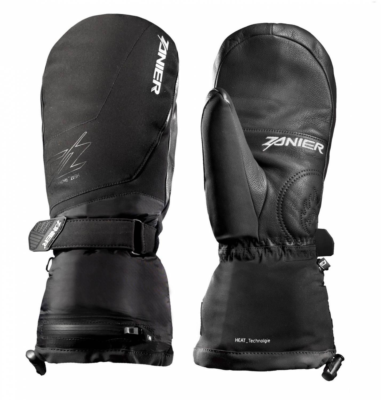 Zanier Hot.ZX 3.0 beheizbare Handschuhe Women (Größe: L = 7,5 , schwarz) jetztbilligerkaufen