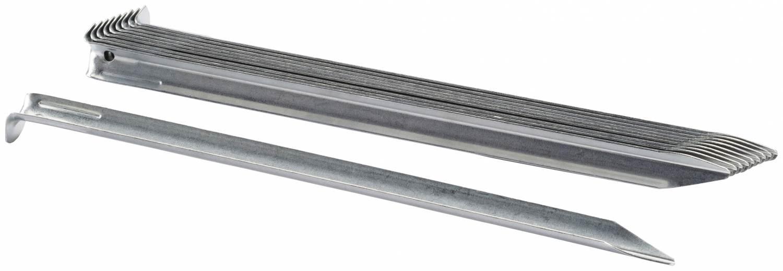Klein Döbbern Angebote McKinley Zeltheringe Stahlblech (Länge: 30 cm, 869 silber)
