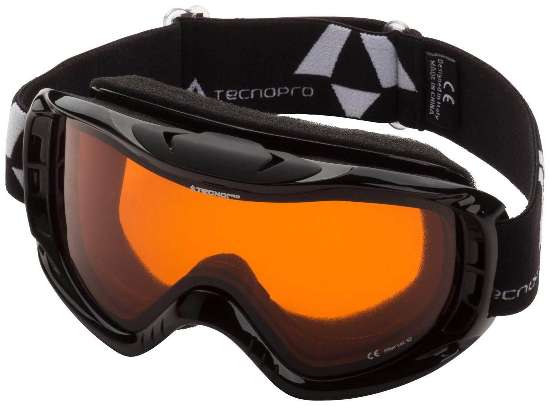 TecnoPro Obsession Advanced Skibrille (Farbe: 050 schwarz) Sale Angebote
