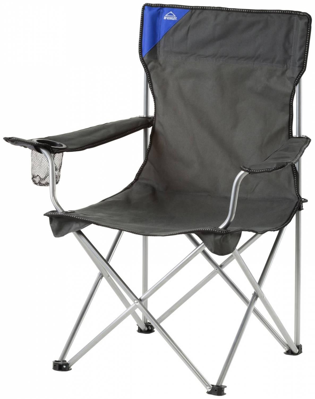 McKinley Faltstuhl Camping Comfort (Farbe: 903 ...