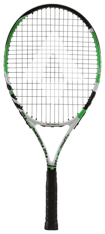 Großkmehlen Angebote TecnoPro Kinder Tennisschläger Bash 25 (Farbe: 900 grün/schwarz)