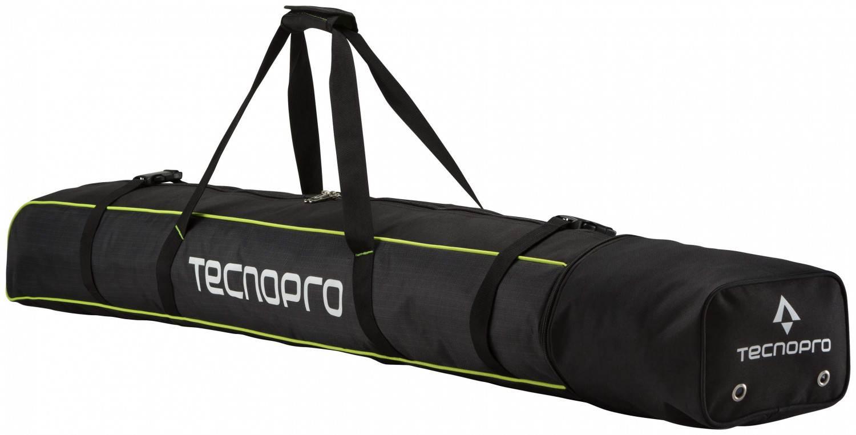 TecnoPro Cover Carving 2 Paar Skisack (Farbe: 900 schwarz/gelb) Sale Angebote