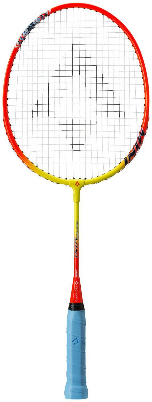 TecnoPro Badmintonschläger Tec Fun-Mini (Farbe: 900 rot/gelb/blau)