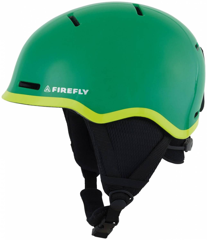 Firefly Rocket Junior YJ-52 Kinderskihelm (Größe: 52-56 cm, 903 grün/grün/lime) Sale Angebote Grunewald